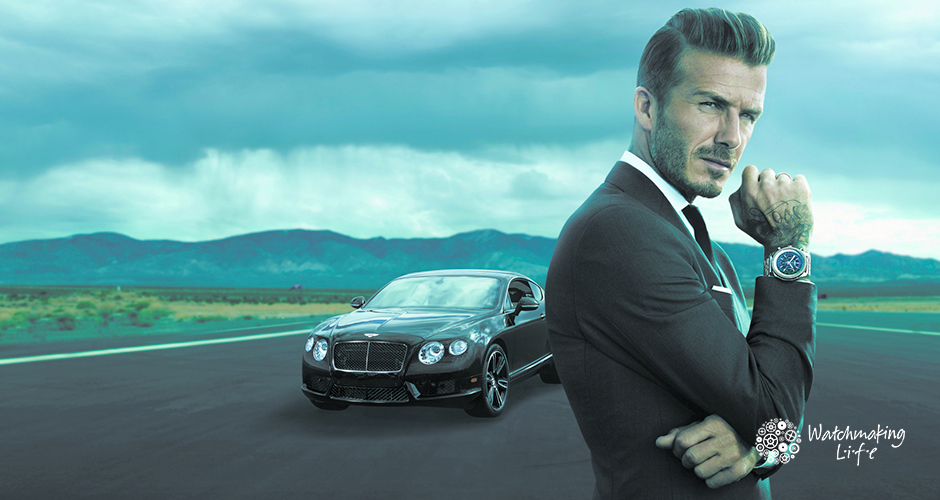 Reloj Breitling David Beckham