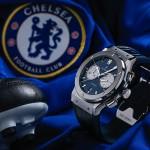 Hublot domina en la cancha del Chelsea Football Club