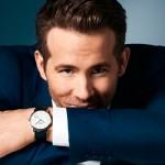 Ryan Reynolds, embajador de Piaget