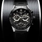 Un reloj de manufactura contemporáneo y vanguardista