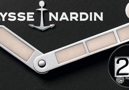 Ulysse Nardin presenta el Diver Le Locle