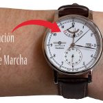 ¿Qué es una reserva de marcha en un reloj?