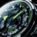 Citizen y su impresionante reloj Satelital