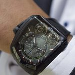Twin Turbo Furious, el espectacular reloj de Jacob & Co