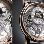 Jaquet Droz celebra su 280 Aniversario con el Grande Seconde Skelet-One
