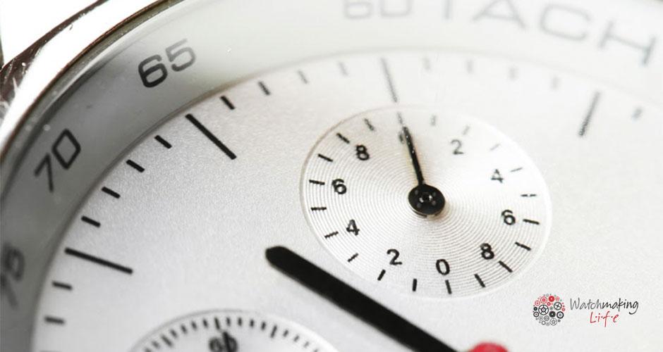 ¿Para qué sirve un taquímetro en un reloj?