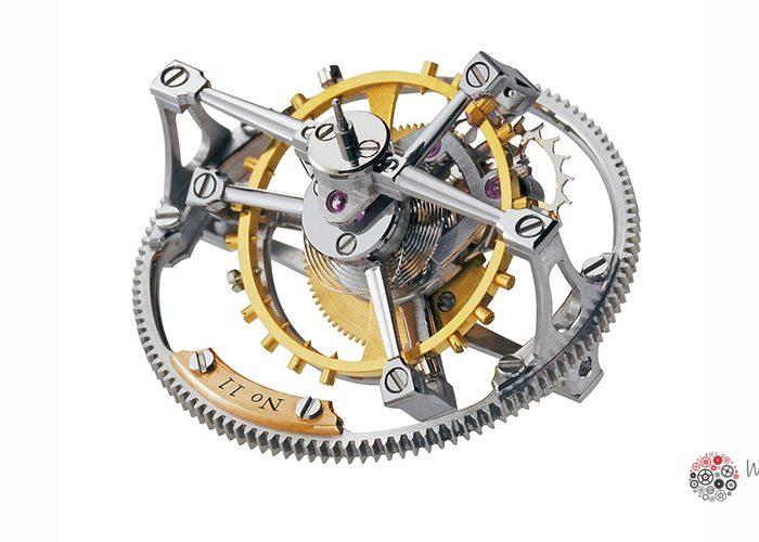 El Tourbillon es más que un simple reloj