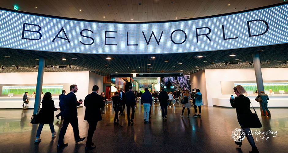 Swatch Group abandona Baselworld