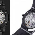 Te presentamos los mejores Skeleton watches de la industria