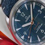 Omega y su versión Denim de la relojería