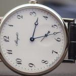 La tendencia del minimalismo en la relojería
