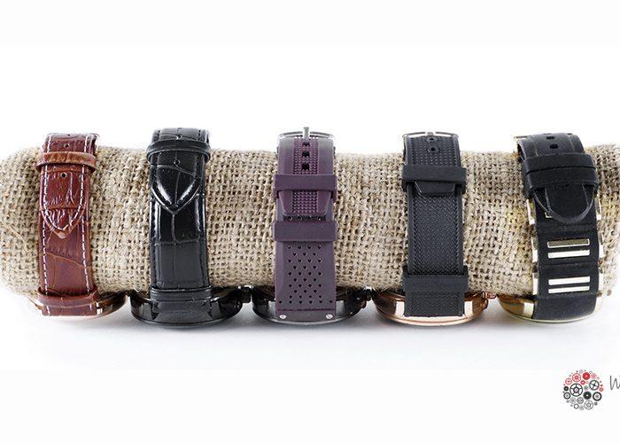 ¿Cuáles son las correas adecuadas para tu reloj?