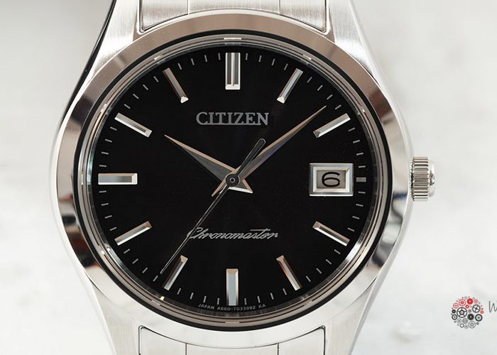 Hablemos del Citizen Chronomaster AB9000