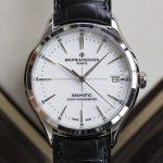 Conoce el nuevo Clifton Baumatic de Baume & Mercier