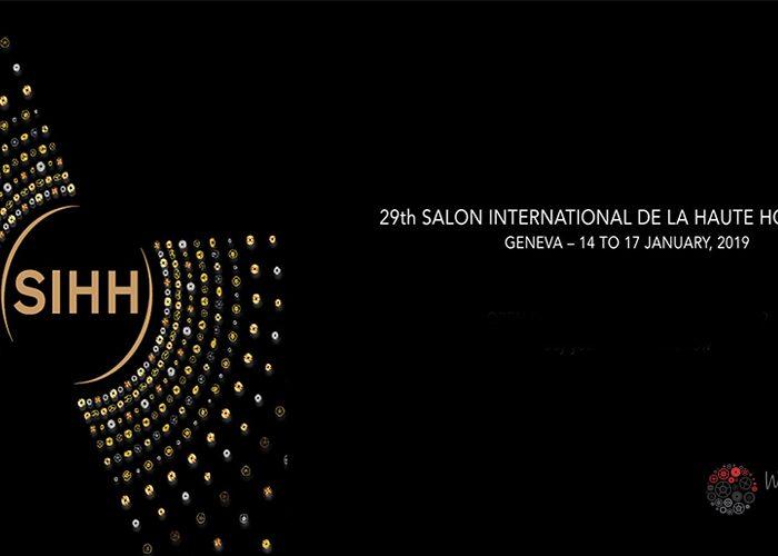 ¿Qué esperar en el Salon International de la Haute Horlorgerie (SIHH)?