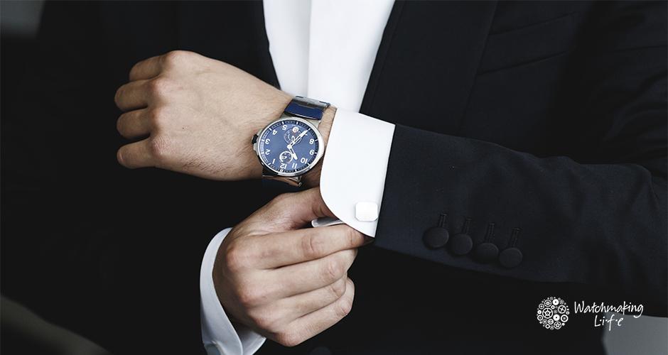 ¿Qué reloj utilizar para un evento de etiqueta?
