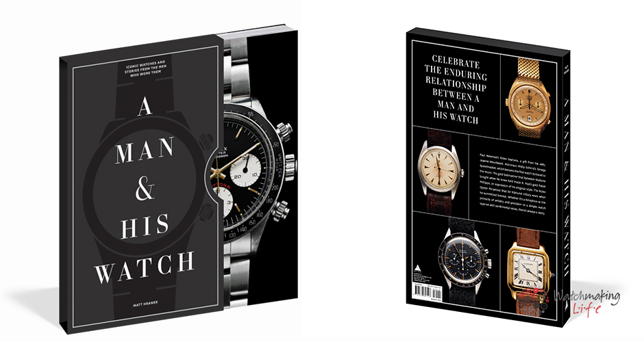 Man and His Watch, el libro que se ha convertido en un fenómeno en la comunidad relojera