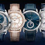 Los mejores embajadores de la alta relojería