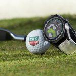 TAG Heuer directo al campo de golf