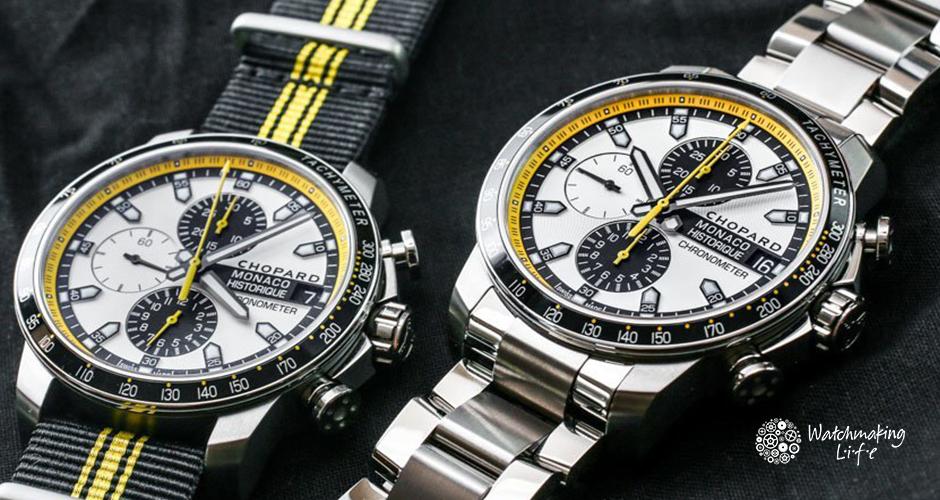 a090457edad6 Los relojes Chopard que todo hombre debe tener - WatchMakingLife