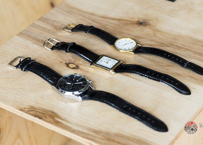 Cómo comenzar una colección de relojes