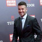 David Beckham vuelve a Madrid con… Tudor