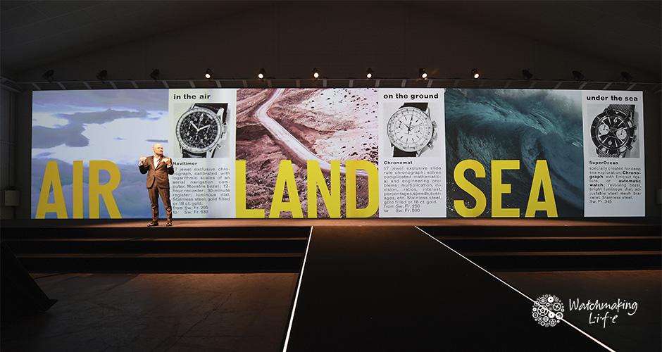 Adiós Baselworld… Hola Breitling Summit