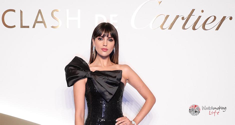 Cartier tiene una nueva joya… Eiza González