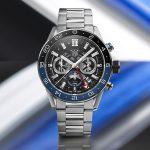 Por primera vez GMT en el reloj Carrera de TAG Heuer