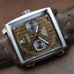 TAG Heuer celebró el 50 aniversario de su reloj Mónaco